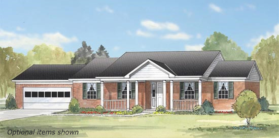Custom Homes On Your Lot In Jamestown Ohio Zeilman