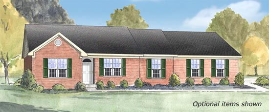The New Richmond exterior home photo