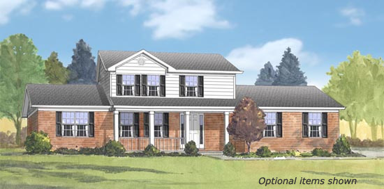 The Ripley Floor Plan | Zeilman-James Homes, Inc.